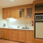 Harmoni Suites Kitchen